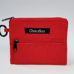 ChiaoGoo Red Pocket Pouch