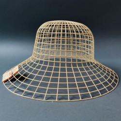 Hamanaka Mesh for Hat, 58 cm, beige