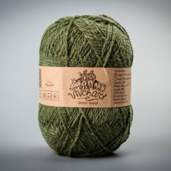 Semi-wool 307 olive
