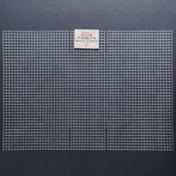 Hamanaka Bag Canvas, 31.5 x 45 cm, transparent