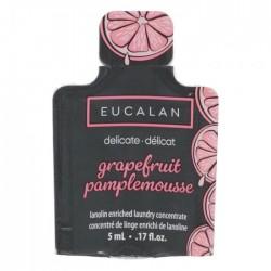 Eucalan wool detergent, Grapefruit (5 ml)