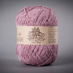 Semi-wool 401 lilac