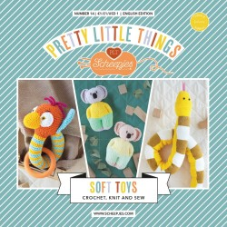 Pretty Little Things no.14 Soft Toys
