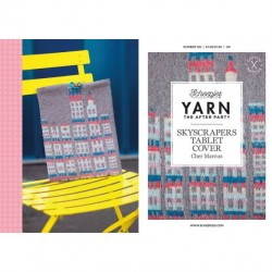 Yarn The After Party №126 Skycrapers Tablet Cover