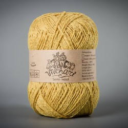 Semi-wool 402 yellow