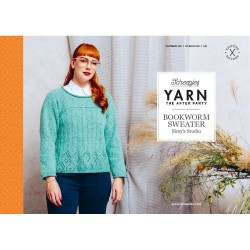 Yarn The After Party №123 Bookworm Sweater