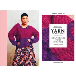 Yarn The After Party №122 Cranberry Fizz Jumper
