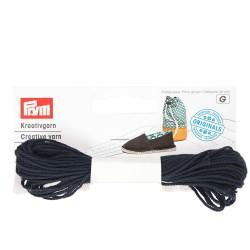 Prym Espadrilles Creative yarn, ink