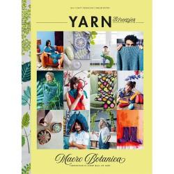 Yarn Bookazine №11 Macro Botanica