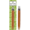 ChiaoGoo SPIN Bamboo Interchangeables 13 cm