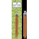 ChiaoGoo SPIN Bamboo Interchangeables 10 cm