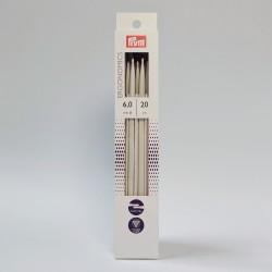 Prym Ergonomics Double Pointed Needles (20 cm)