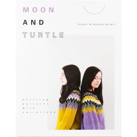 Moon and Turtle by Kiyomi & Sachiko Burgin