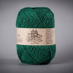 Semi-wool 405 green