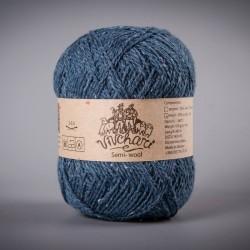 Semi-wool 409 denim