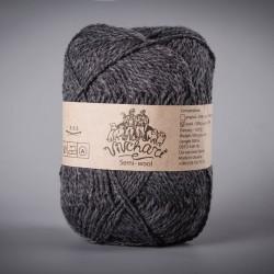 Semi-wool 41 dark grey