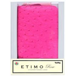 Tulip ETIMO Rose Crochet Hooks Case