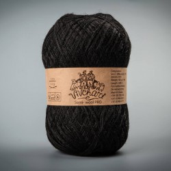 Semi-wool PRO 601 black