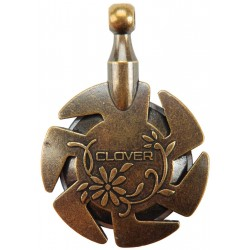 Clover Yarn Cutter Pendant