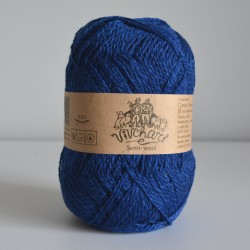 Semi-wool 414 cornflower