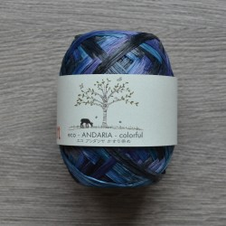 Hamanaka Eco Andaria Colorful 224