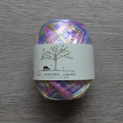 Hamanaka Eco Andaria Colorful 252