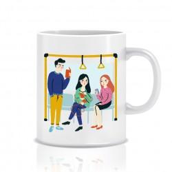"Cup ""Sofia subway"""