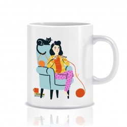 "Cup ""Sofia at home"""