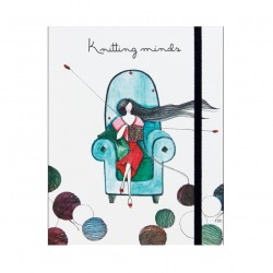 "Project book ""Knitting minds"""