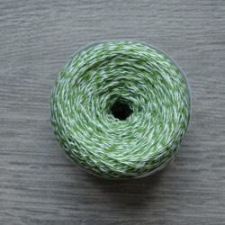 Yaroslav Cotton 14/2 green melange