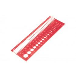 Needle Gauge KnitPro