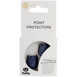 Tulip Point Protectors Large Navy