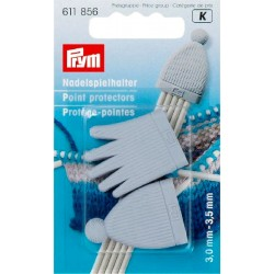 Наконечники для носочных спиц 3 - 3.5 мм Prym