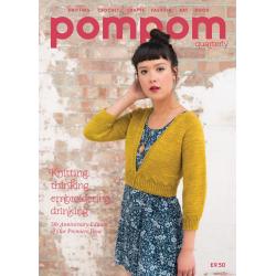 "Журнал ""Pompom"" лето 2017"