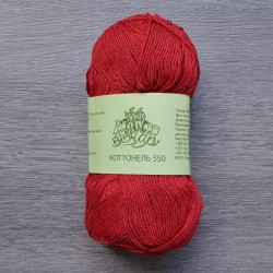 Vivchari Cottonel 550 - 1008 red