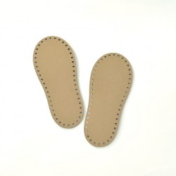 Hamanaka leather shoe sole 15 cm