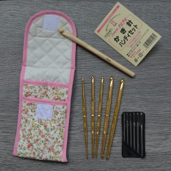 Набор крючков Hamanaka Ami-Ami