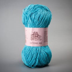 Vivchari Cottonel 400 - 2009 light turquoise