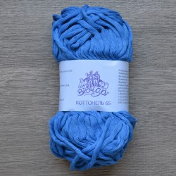 Вівчарі Коттонель 65 - 3005 насыщенный голубой