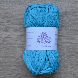 Vivchari Cottonel 65 - 3007 turquoise