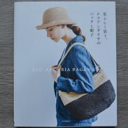 "Книга Hamanaka ""Eco Andaria Bag&Hat"""