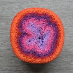 Scheepjes Whirl - 764 Red Velvet Sunrise