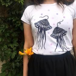 "T-shirt ""Jellyfish"""