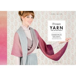 Yarn The After Party №13 Essence Shawl