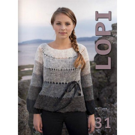 Lopi Pattern Book #31