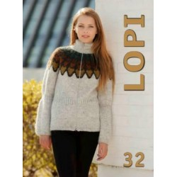 Lopi Pattern Book #32