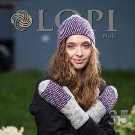 Lopi Pattern Book #35