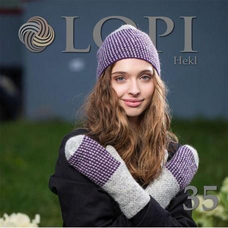 Lopi Pattern Book #35