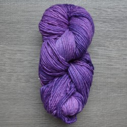 Malabrigo Worsted Purple Magic