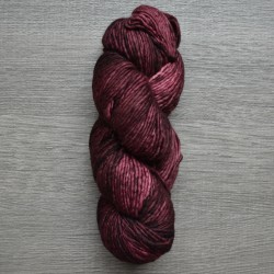 Malabrigo Worsted Red Mahogany